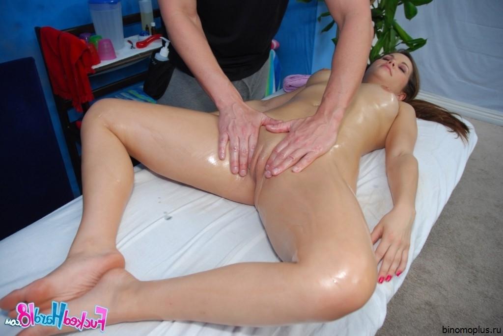 Секс Массаж 18 Лет Девушки