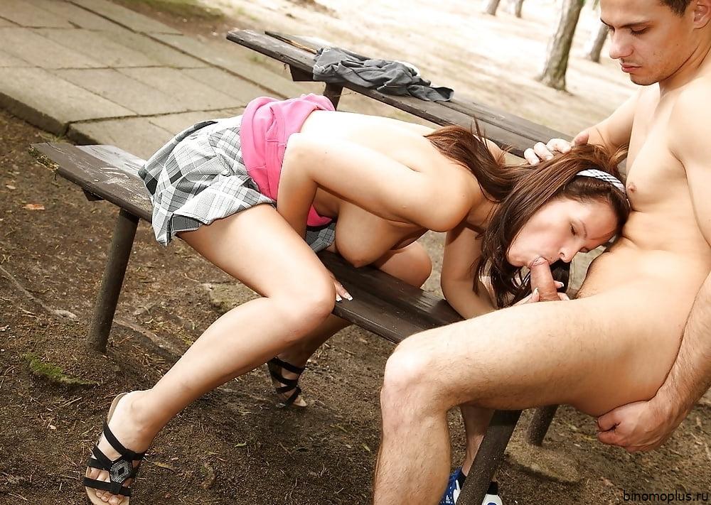 Жесткий Секс На Улице
