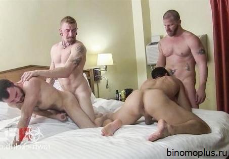 Парни В Отеле Секс