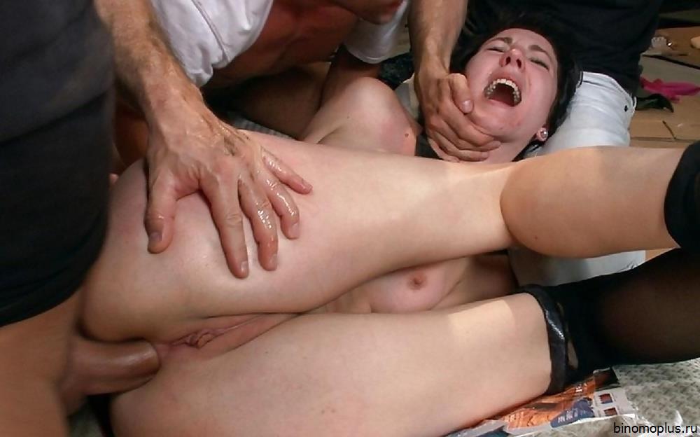 Анальный Секс По Принуждению