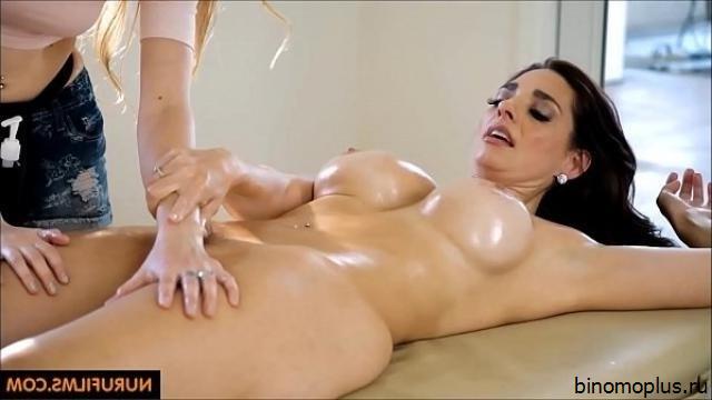 Массаж Секс Мать Дочь