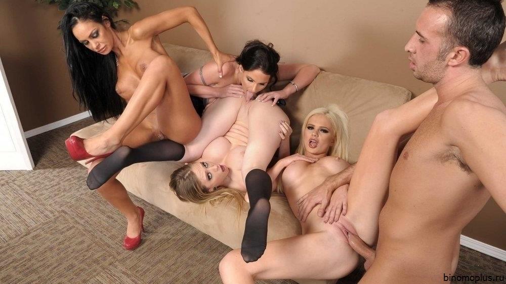 Секс С Развратной Девушкой