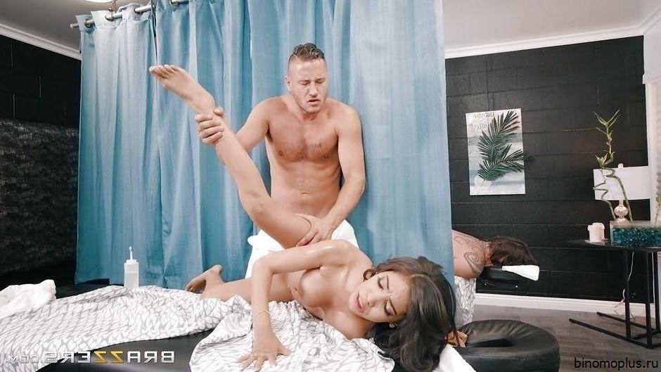 Секс Жена Изменяет Массаж