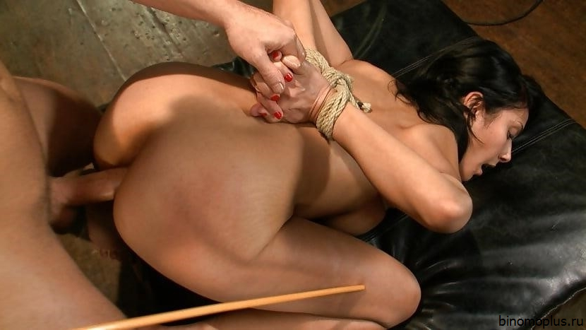Сучка получает оргазм только от связывания порно фото бесплатно