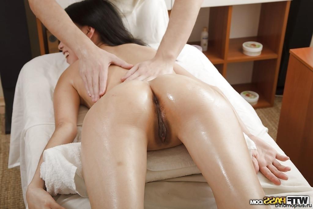 Секс Массаж Делают Азиатки